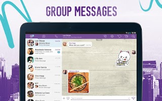 Screenshot of Viber- Free Messages and Calls