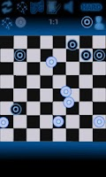 Screenshot of Killer Checkers (Chapaev)
