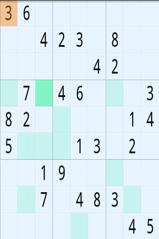 *Classic Sudoku game