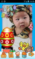 Screenshot of Baby photos