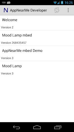 AppNearMe Developer