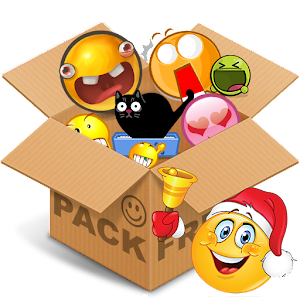 Emoticons pack, Christmas
