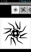 Screenshot of Slavic tattoo