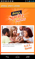 Screenshot of Aperol Spritz Lovers