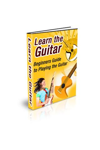 Learn Guitar Beginner's Guide