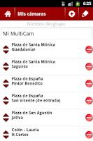 Screenshot of iCam Valencia