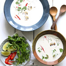 The Best Coconut Soup, Ever