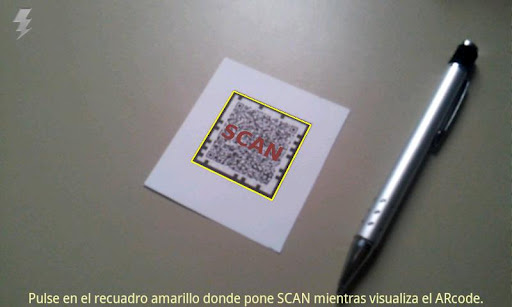 ARcode Scanner
