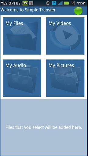 Simple File Transfer Free