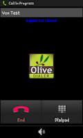 Screenshot of Olive
