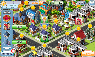 Screenshot of Little Big City