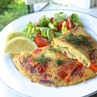 Vegetable Omelette Without Egg Recipes