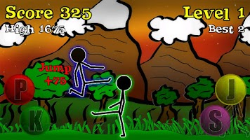 Screenshot of Sticky Ninja