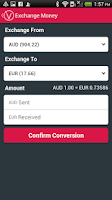 Screenshot of Global Wallet