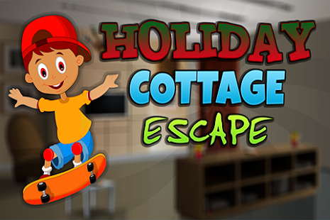 Holiday Cottage Escape - screenshot