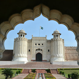 Lahore fort by Muhammed Umair - Buildings & Architecture Statues & Monuments ( fort )