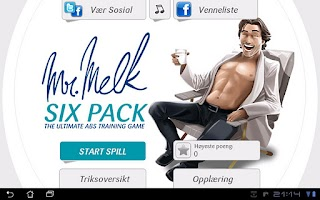 Screenshot of Mr. Melk Six Pack