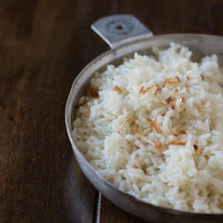 Brazilian Sticky Coconut Rice
