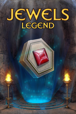 jewels-legend for android screenshot