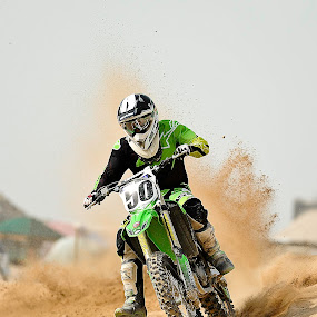 Motorbikes by Manal Ali - Sports & Fitness Motorsports ( desert, bike, motocross, bikes, speed,  )