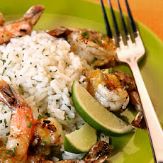 Simple Supper: Lime-Cilantro Rice