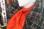 Vintage shopping newark tweed coat