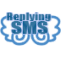 Replying SMS(Auto reply&spam) icon