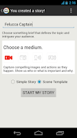 Screenshot of StoryMaker: Make Your Story