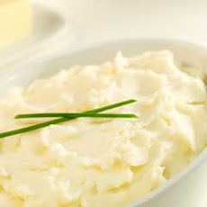 Easy Creamy Mashed Potatoes
