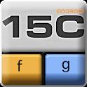 Calculadora Científica 15C icon