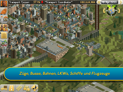 Transport Tycoon Screenshot