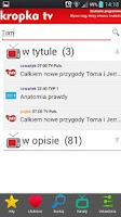 Screenshot of Program TV - Kropka TV