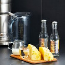 Pineapple Mint Soda Recipe