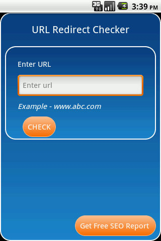 URL Redirect Checker