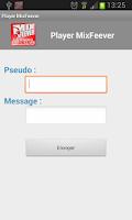 Screenshot of Player MixFeever