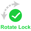 RotateLockWidget icon