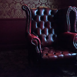 The Gentleman's Chair by Adele Southall - Artistic Objects Furniture ( Chair, Chairs, Sitting )