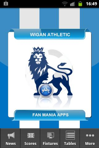 Wigan Athletic Fan Mania