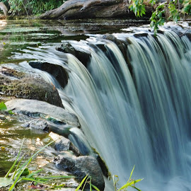 Whitnall  by Lori Kulik - Landscapes Waterscapes ( water, waterscape, waterfall, landscape,  )