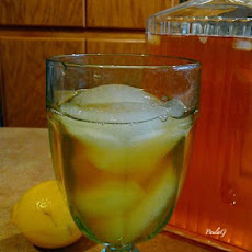 Anytime Lemon Iced Tea