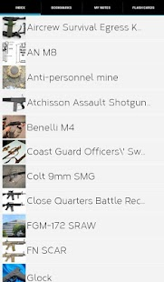 Active US Military Weapons - screenshot