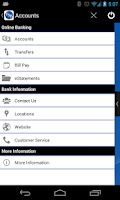 Screenshot of Farmers State Bank Mobile