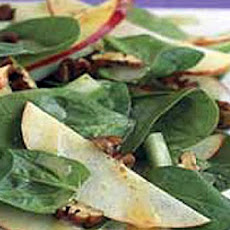 Tossed Apple-Spinach Salad