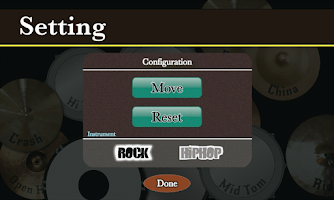 Screenshot of Drum Studio
