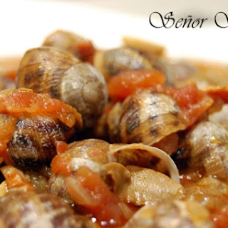 Stewed Snails