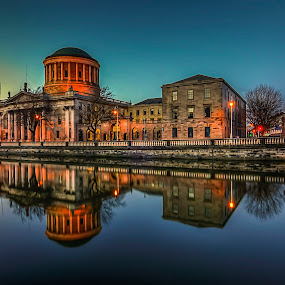 The Four Courts by Alnor Prieto - Buildings & Architecture Office Buildings & Hotels