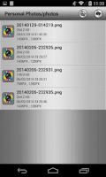 Screenshot of File Vault+Private Photos