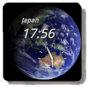 DUAL DIGIT WORLD CLOCK WIDGET icon