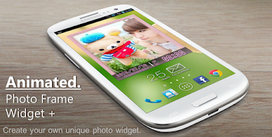 Screenshot of Animated Photo Frame Widget