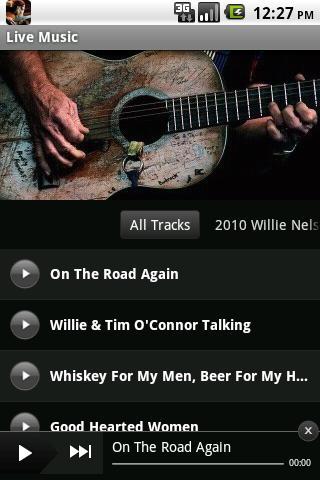 音樂必備APP下載 Willie Nelson Live 好玩app不花錢 綠色工廠好玩App